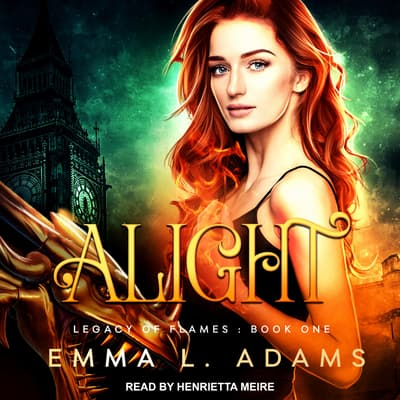 Alight by Emma L. Adams audiobook