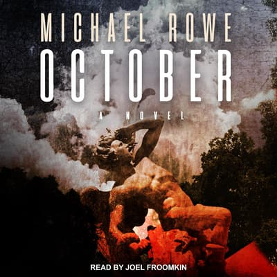 October by Michael Rowe audiobook