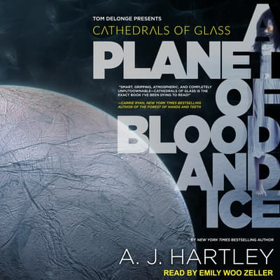 Cathedrals of Glass by A. J. Hartley audiobook