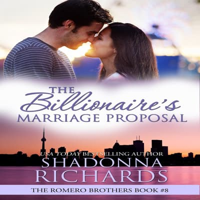 The Billionaire's Marriage Proposal by Shadonna Richards audiobook
