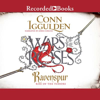 Ravenspur by Conn Iggulden audiobook