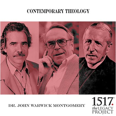 Contemporary Theology by John Warwick Montgomery audiobook