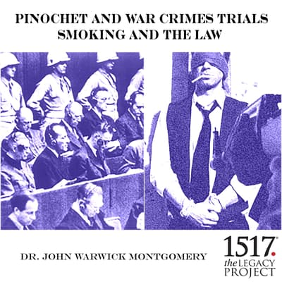 Pinochet And War Crimes Trials by John Warwick Montgomery audiobook
