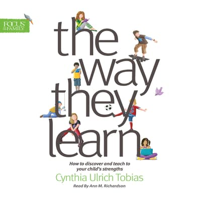 Way They Learn by Cynthia Tobias audiobook