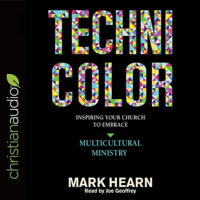 Technicolor by Mark Hearn audiobook