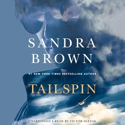 Tailspin by Sandra Brown audiobook