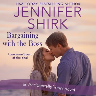 Bargaining with the Boss by Jennifer Shirk audiobook