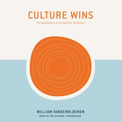 Culture Wins by William Vanderbloemen audiobook