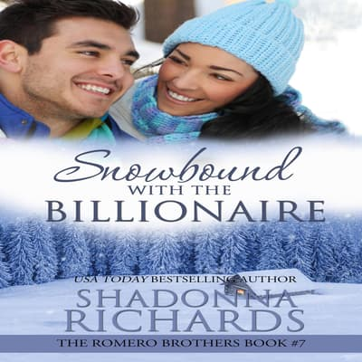 Snowbound with the Billionaire by Shadonna Richards audiobook