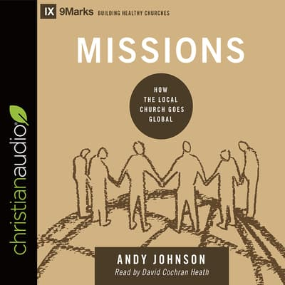 Missions by Andy Johnson audiobook