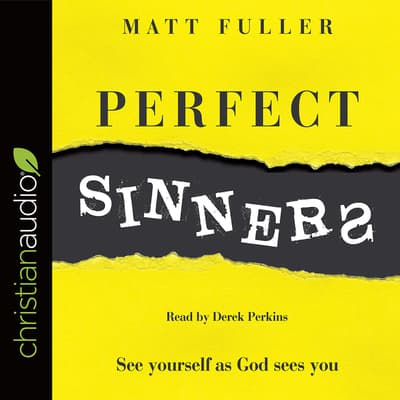 Perfect Sinners by Matt Fuller audiobook