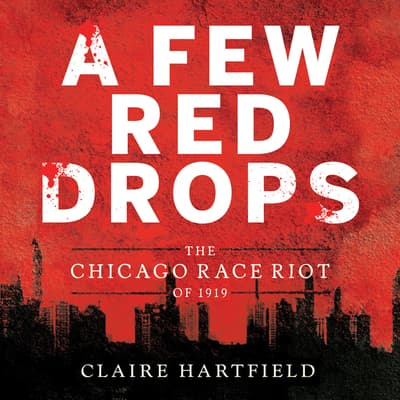 A Few Red Drops by Claire Hartfield audiobook
