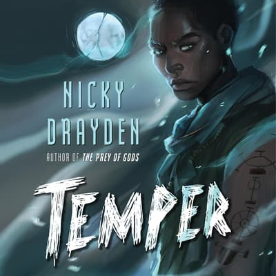 Temper by Nicky Drayden audiobook
