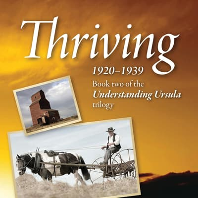 Thriving: 1920-1939 by Corinne Jeffery audiobook