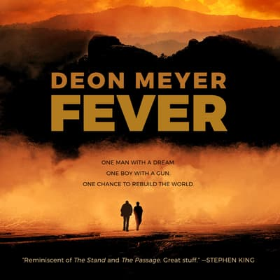 Fever by Deon Meyer audiobook