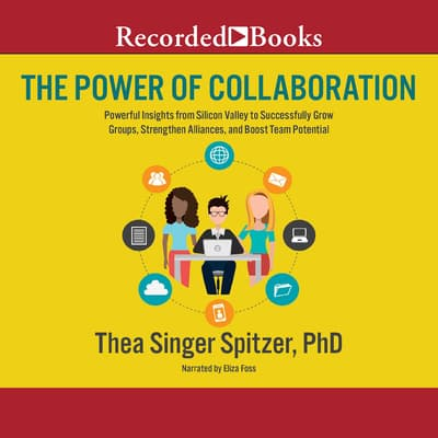 The Power of Collaboration by Thea Singer Spitzer audiobook