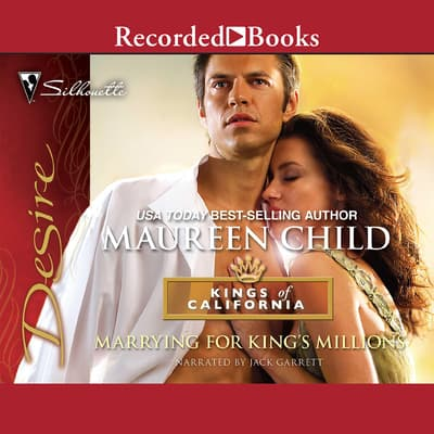 Marrying for King's Millions by Maureen Child audiobook