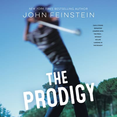 The Prodigy by John Feinstein audiobook
