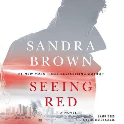 Seeing Red by Sandra Brown audiobook