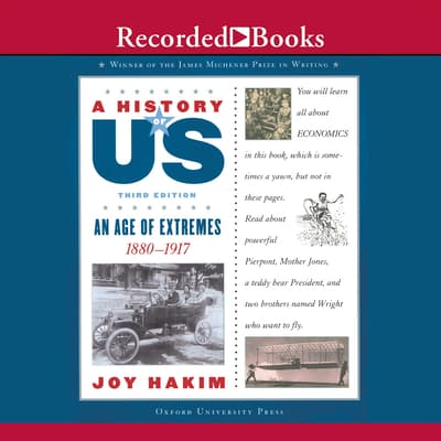 The Age of Extremes by Joy Hakim audiobook