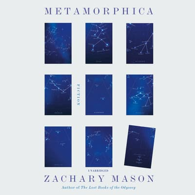 Metamorphica by Zachary Mason audiobook