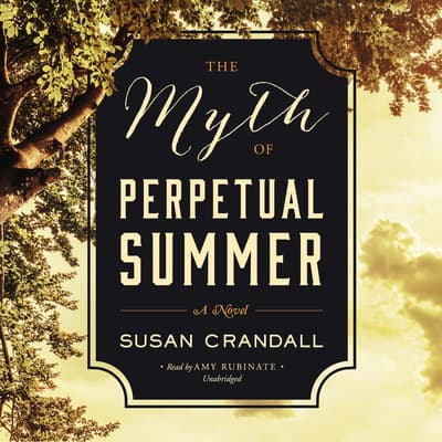 The Myth of Perpetual Summer by Susan Crandall audiobook