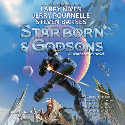 Starborn and Godsons by Larry Niven audiobook
