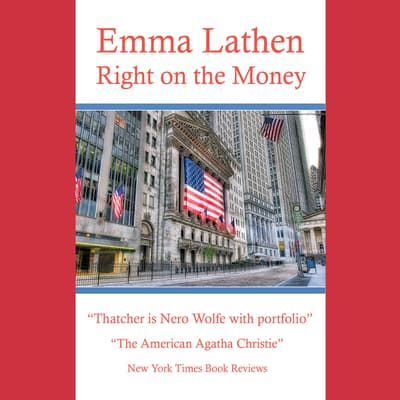 Right on the Money by Emma Lathen audiobook