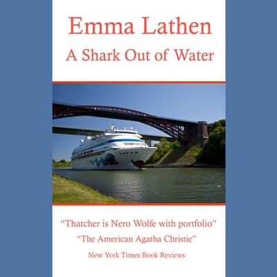 A Shark Out of Water by Emma Lathen audiobook