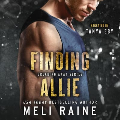 Finding Allie by Meli Raine audiobook