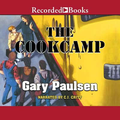 The Cookcamp by Gary Paulsen audiobook