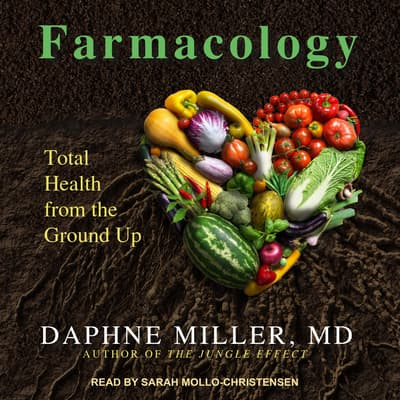 Farmacology by Daphne Miller audiobook