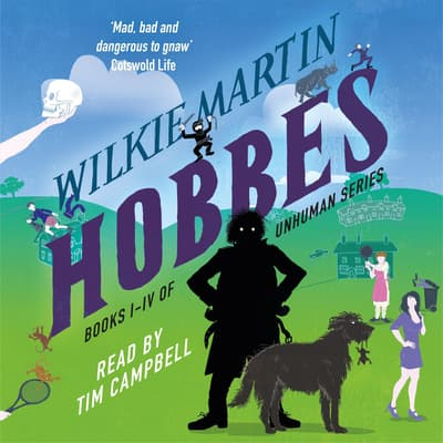 Hobbes by Wilkie Martin by Wilkie Martin audiobook