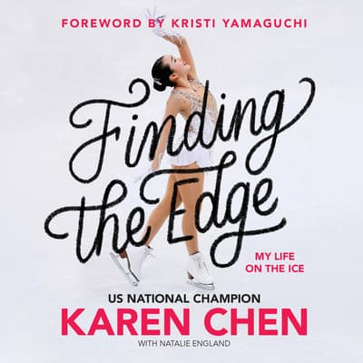 Finding the Edge by Karen Chen audiobook