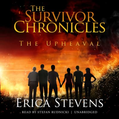 The Upheaval by Erica Stevens audiobook