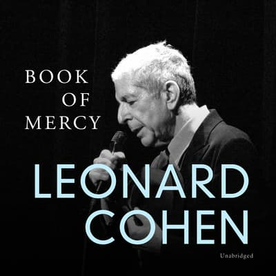 Book of Mercy by Leonard Cohen audiobook