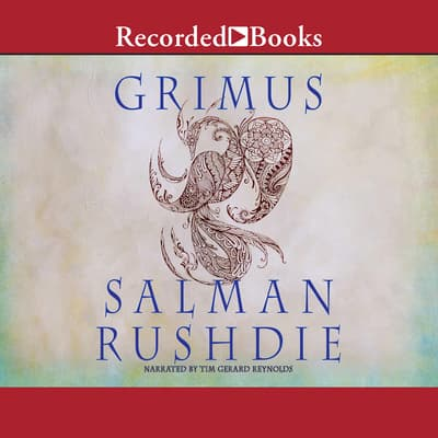 Grimus by Salman Rushdie audiobook