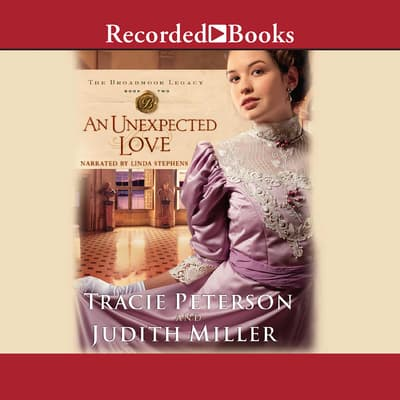 An Unexpected Love by Tracie Peterson audiobook
