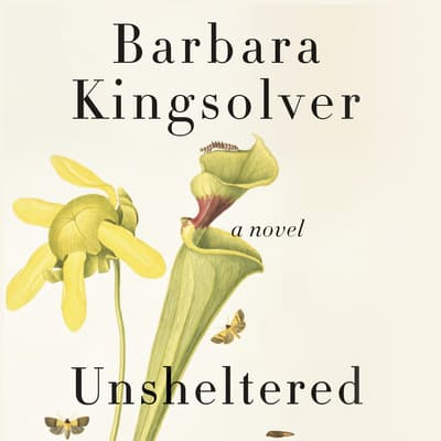 Unsheltered by Barbara Kingsolver audiobook
