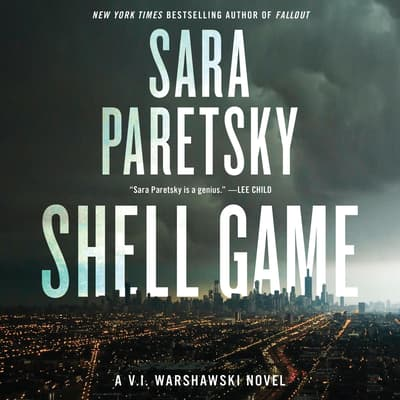 Shell Game by Sara Paretsky audiobook