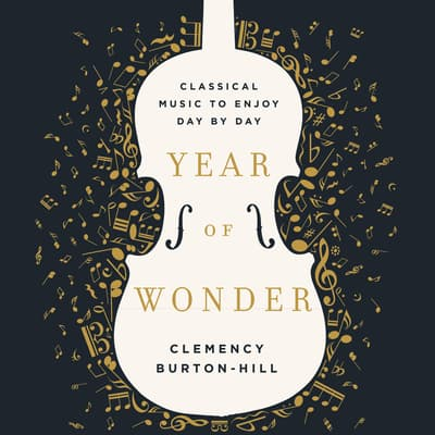 Year of Wonder by Clemency Burton-Hill audiobook