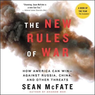 The New Rules of War by Sean McFate audiobook