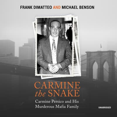 Carmine the Snake by Frank DiMatteo audiobook