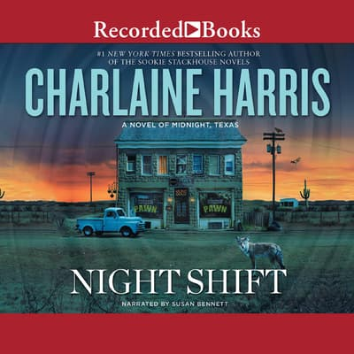 Night Shift by Charlaine Harris audiobook