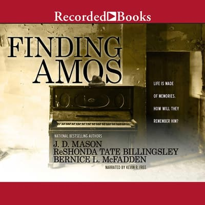 Finding Amos by J. D. Mason audiobook