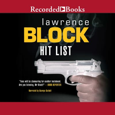 Hit List by Lawrence Block audiobook