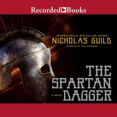 The Spartan Dagger by Nicholas Guild audiobook