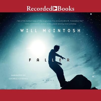 Faller by Will McIntosh audiobook