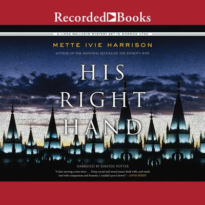 His Right Hand by Mette Ivie Harrison audiobook