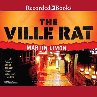 The Ville Rat by Martin Limón audiobook